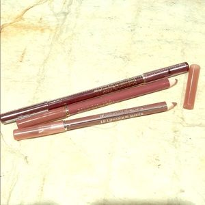 Bundle 3 Lancôme lip liners